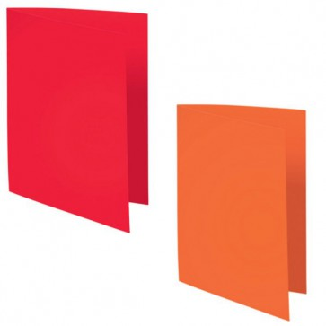 Paquet de 30 sous-chemises BAHIA en carte 80 grammes assortis Ref EXACOMPTA : 807001E