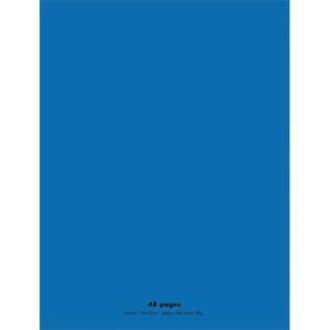 Cahiers scolaires Couverture polypropylène 4/10° très résistante aux manipulations. Réglure grands carreaux Séyès ou quadrillée 5x5. Couverture à la couleur.