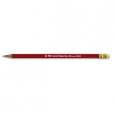 Crayon à papier tête gommée HB Crayons et porte-mines