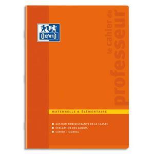 cahier du professeur ou Agenda des Professeurs Oxford