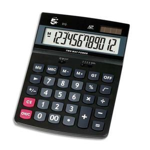 5 ETOILES Calculatrice de bureau 12 chiffres KC-DX150 référence 312