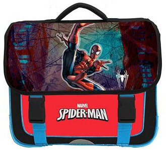 CARTABLE SPIDER-MAN pour CP