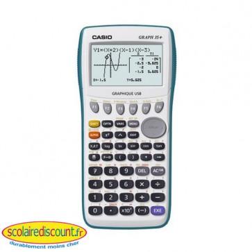 Casio Graph 35 + pas chère scolaire discount
