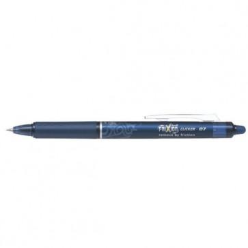 Stylo frixion rétractable 0,7mm bleu nuit stylo frixion rétractable