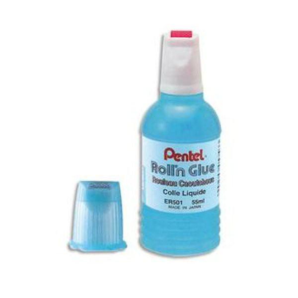 Bidon de colle de 300 ml pour la recharge des flacons de 30 ml de roll 39 n glue pentel - Comment enlever de la colle glue ...