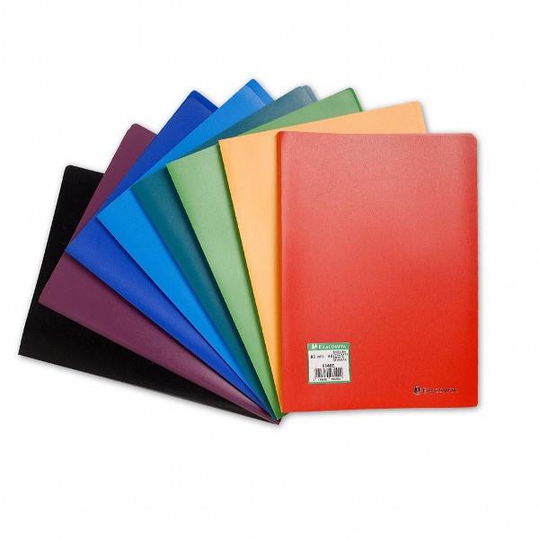 Porte vues prot ge document 20 vues en 10 pochettes a4 for Porte vues couverture personnalisable