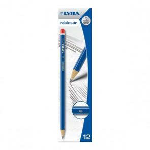 Crayons à papier 6 B Crayons et porte-mines