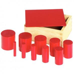 Les cylindres de couleurs, gamme économique