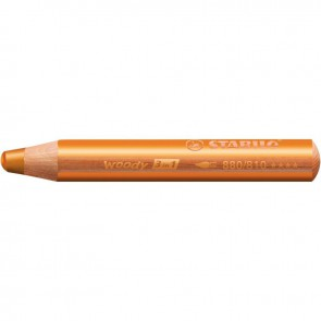 Crayon de couleur Woody or
