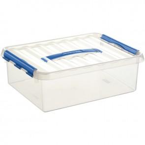 Boîte de rangement transparent 10 litres