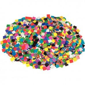 Sachet de 10 000 mosaïques papier 1 cm