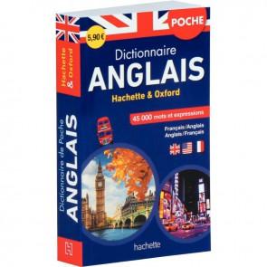 Dictionnaire de poche français / anglais hachette