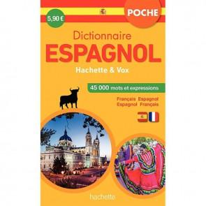 Dictionnaire de poche français / espagnol hachette & vox