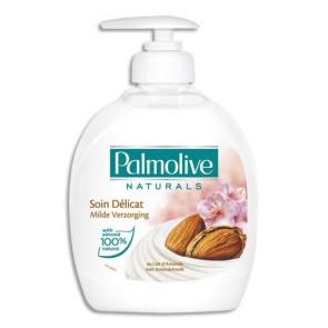 Flacon pompe 300 ml Savon liquide Naturals Soin Délicat PH Neutre