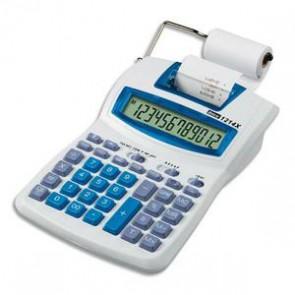 IBICO Calculatrice imprimante semo-professionnel 12 chiffres 1214X