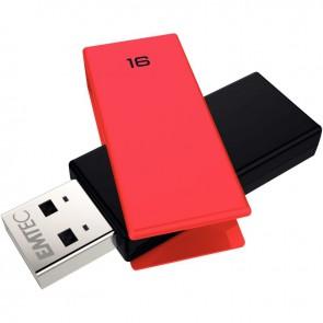 Clé USB Emtec Brick 2.0 C350 16 go rouge