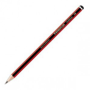 Crayon graphite tête trempée mine 2B TRADITION 110