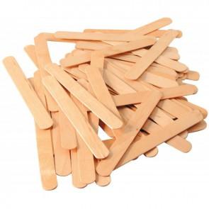 Sachet de 100 bâtonnets plats longueur 150 mm
