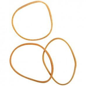 Boîte de 100 g de bracelets blonds étroits, 60 mm