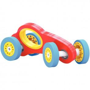 Formule 1 en plastique + roues en EVA
