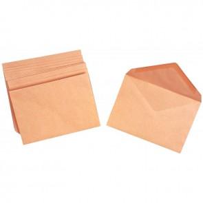 Boîte de 500 enveloppes bulles C6 114x162 75g/m² pattes gommées