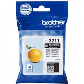 Cartouche encre à la marque Brother LC3211BK noir