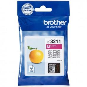 Cartouche encre à la marque Brother LC3211M magenta