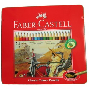 crayon de couleur faber-castell
