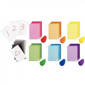 Blister de 2x54 cartes nuancier couleurs