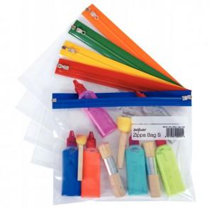 """Paquet de 5 pochettes fourre-tout """"ZIPPA BAG"""" format A5"""