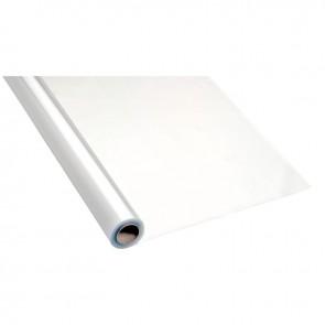 Rouleau plastique incolore en polypropylène, 5/100ème, 10 x 0,70 m