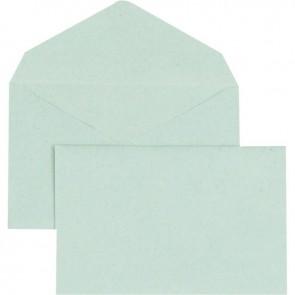 Boîte de 500 enveloppes élection recyclées bleues 90x140 80 g/m²