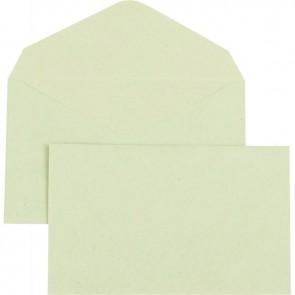 Boîte de 500 enveloppes élection recyclées vertes 90x140 80 g/m²