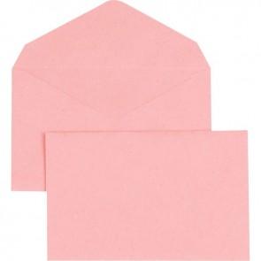 Boîte de 500 enveloppes élection recyclées roses 90x140 75 g/m²
