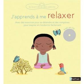 Livre j'apprends à me relaxer