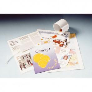 Boite de 100 pochettes à plastifier format 21,6x30,3 cm pour document 21x29,7 cm. En polyester brillant épaisseur 100 microns par face