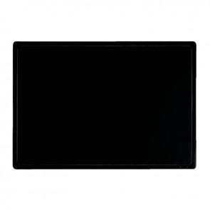 Sous main en PVC noir, format 50x63 cm