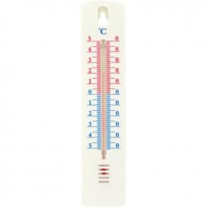 Thermomètre à alcool. Dimensions : 195x42 mm