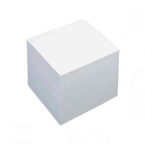 Bloc de bureau 9x9x9 cm sans marque et sans surface encollée