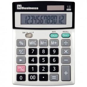 Calculatrice de bureau 12 chiffres M Business