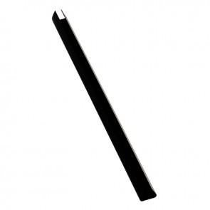 Boîte de 25 baguettes à relier 297x3mm noir
