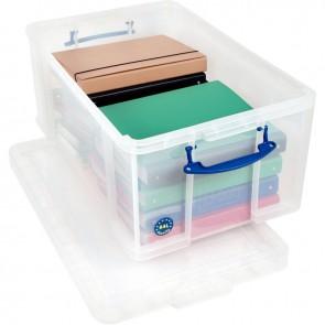 Boite de rangement de 64 litres transparent