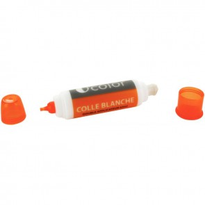Flacon applicateur de colle blanche vinylique bi pointe, 45g (42 ml)