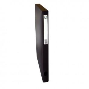 Boite de classement en polypropylène, dos 25 mm, coloris noir