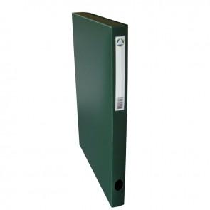 Boite de classement en polypropylène, dos 25 mm, coloris vert