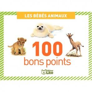 Boite de 100 images Les Bébés animaux