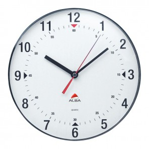 Horloge murale ronde diamètre 25cm