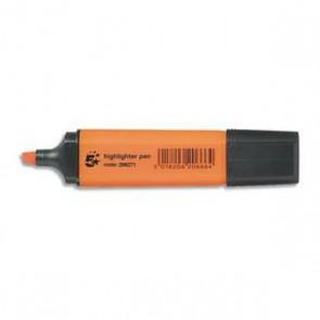 Surligneur 1er prix orange surligneurs 5*