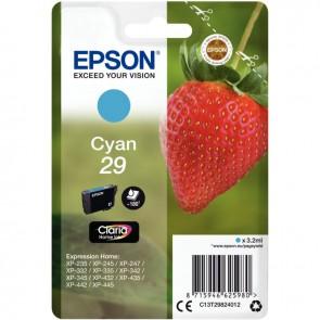 Cartouche jet d'encre à la marque Epson T298240 cyan