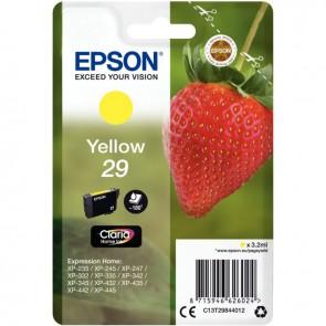 Cartouche jet d'encre à la marque Epson T298440 jaune